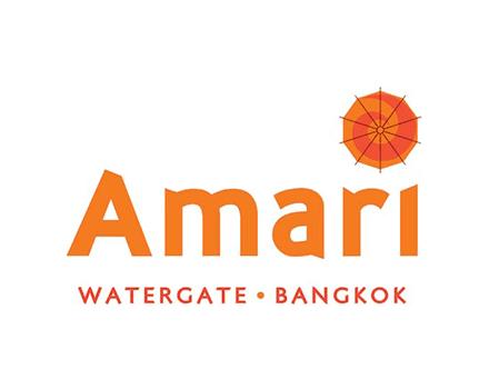 Amari Watergate Bangkok logo