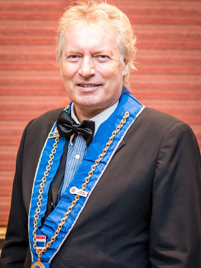 Barry Upton