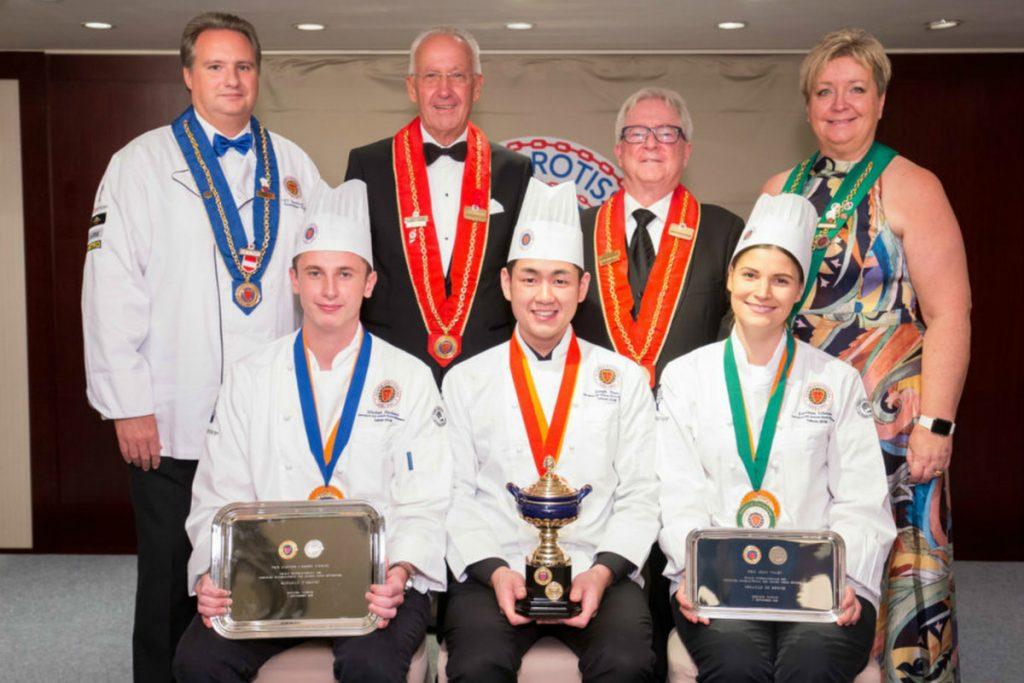 Jeunes Chefs Rôtisseurs Competition