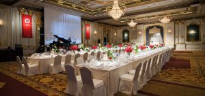 Chaîne Dinner at Royal Ballroom Mandarin Oriental Bangkok 2019